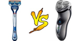 Electric Shaver VS Razor